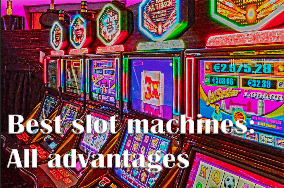 Choose Best Slot Machines For Their Simplicity And High Rtp Free Slot Machine Games