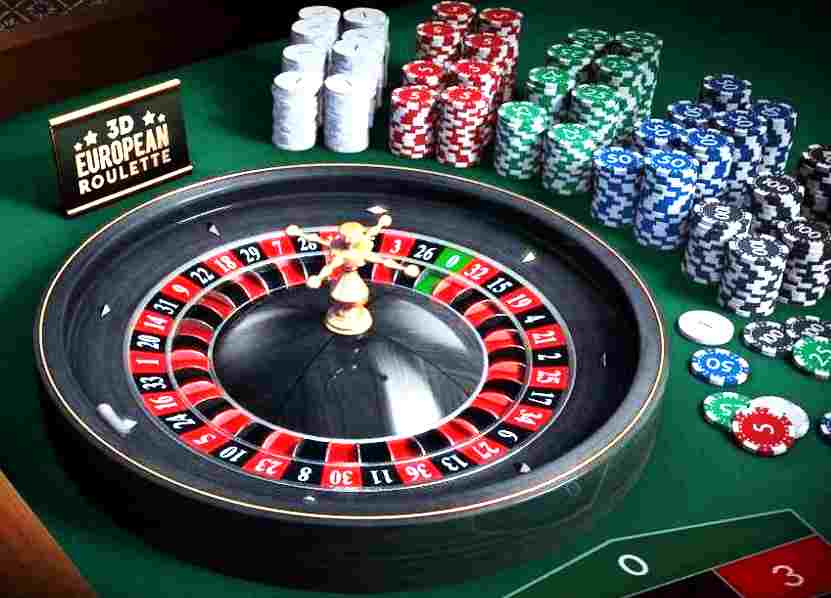 roulette online and slots online