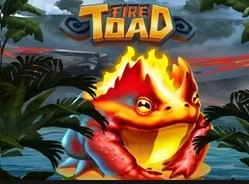 video slot Fire Toad